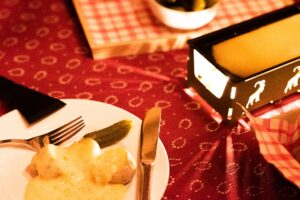 Lido Winterdörfli 2020 Raclette
